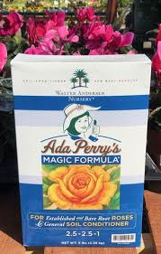Ada Perry's Magic Formula 5 pound box FREE PRIORITY MAIL SHIPPING – Walter  Andersen Nursery