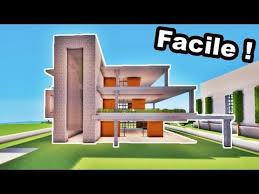 ment faire une grande maison moderne