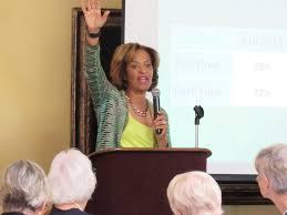 Ava Parker - League Of Women Voters | PalmBeachStateCollege | Flickr