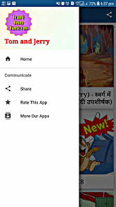 Tom And Jerry Cartoons Videos - Episodes in Hindi for Android ...