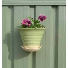 Colorbond Fence Half Pot Hangups