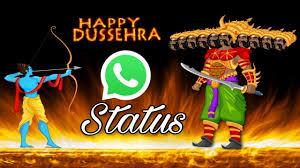 Happy Dussehra Whatsapp Status 2020 ...
