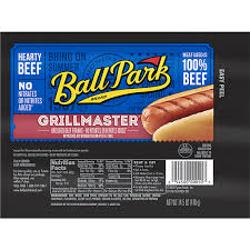 ball park grillmaster hearty uncured