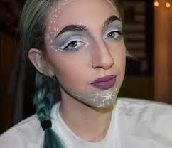 16 frozen makeup designs trends