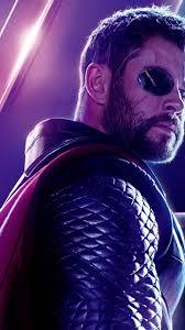 avengers infinity war 2018 thor 8k