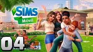 Festejando Mi Fiesta De Cumpleanos Los Sims Movil Android