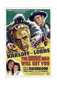 The Boogie Man Will Get You, 1942, Directed by Lew Landers' Giclee ...