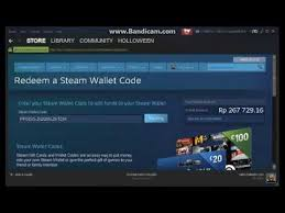 steam wallet code real quick