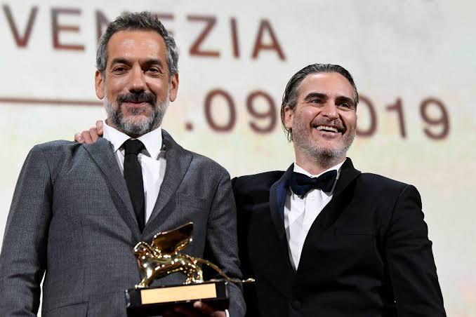 Resultado de imagem para 'Coringa' conquista Leão de Ouro no Festival de Cinema de Veneza