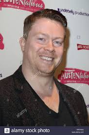 Daniel Rigby at the Austentatious Press Night at the Fortune ...