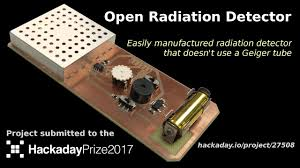 open radiation detector hackaday io