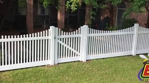 Different Types Of Picket Fences Buzz Custom Fence