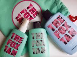 The Fox Tan, la révolution du bronzage Made In Australie | Lola Loves Beauty
