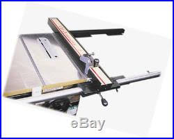 Vega Pro 40 Table Saw Fence System With 42inch Fence Bar Induced Info