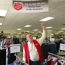 donate goods the salvation army of