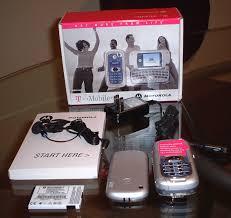 Motorola A630 Cellphone