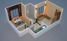 1 bhk 4926 sq ft apartment for