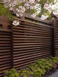 Fine Garden Fence Design Ideas In Your Home Popular Cheap Fencing Fenceideas Fences Fencedesign Privacyfence Woodfence Campervantheory Info