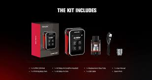 Smok G Priv 220w Touch Screen Starter Kit Spinfuel Vape