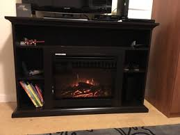 fireplace tv stand unit west s