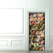 Door Stickers Create An Illusion Of Spaces Beyond Designs Ideas On Dornob