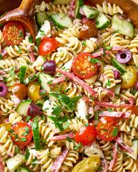 How To Make Easy Italian Pasta Salad ...