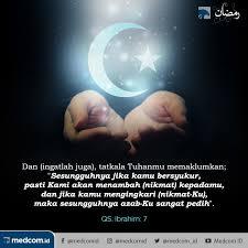 quote ramadan kenikmatan bersyukur