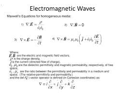 ppt electromagnetic waves powerpoint