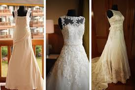 3 most flattering wedding gown