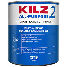 Kilz Interior Water Based Primer Sealer Stain Blocker 946 Ml 20902c Rona