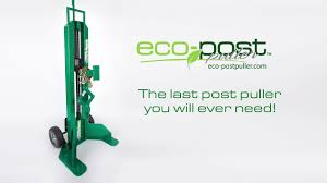 Skidril P600af Hydraulic Post Puller By Theskidrilllc