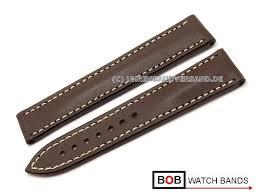 watch band bb lb13 20mm dark brown