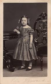 This CDV is of young Ada Howard. It was taken by Howard in New Bedford, MA.  | Vintage children photos, Vintage portraits, 1800s fashion
