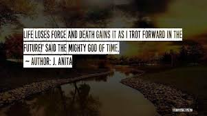 top quotes sayings about time and god