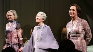 Inside Opening Night of Three Tall Women on Broadway | Playbill