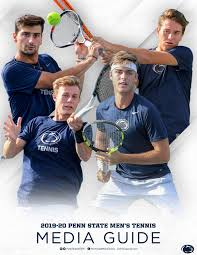 2020 Penn State Men's Tennis Media Guide by Penn State Athletics - issuu