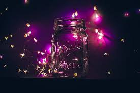 hd wallpaper mason jar lights fairy