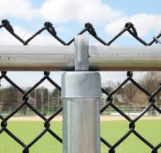 Chain Link Fences Fence Commercial Longfence
