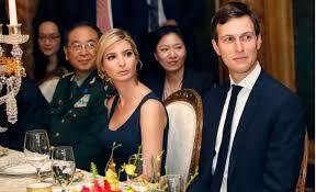 Empresa de Ivanka Trump obteve os direitos de duas marcas na China ...