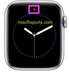 Red Dot On Apple Watch What Does It Mean Macreports