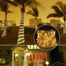 100 Đèn LED Năng Lượng Mặt Trời Dây Ngoài Trời Chống Nước Cho Trang Trí Sân  Vườn Năng Lượng Mặt Trời Đèn Dây Dây Cổ Tích Đèn Giáng Sinh Cưới|