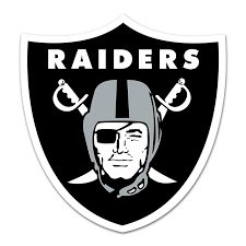Oakland Raiders Nfl Logo Sticker