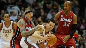 HEAT vs Bucks 2013 NBA Playoffs series ...