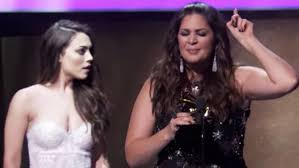 Lady Antebellum's Hillary Scott Breaks Down at Grammys Crying Out 8  Powerful Words to America
