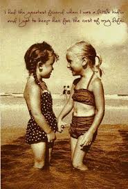 funny sister quotes and sayings images childhood friends