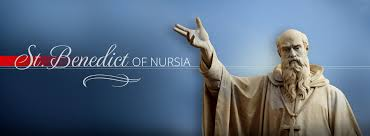 St. Benedict of Nursia | EWTN