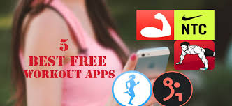 5 best free workouts fitness apps