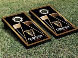 Guinness Harp Cornhole Board Game Vinyl Decal Sticker Set Buy Now For Only 55 00 Cornhole Boards Vinyl Decals Vinyl Decal Stickers