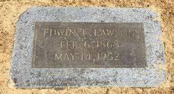 Edwin L Lawson (1868-1952) - Find A Grave Memorial