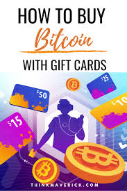 how to bitcoin with gift cards